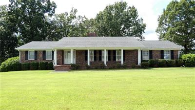 Liberty Single Family Home For Sale: 928 Anderson Drive