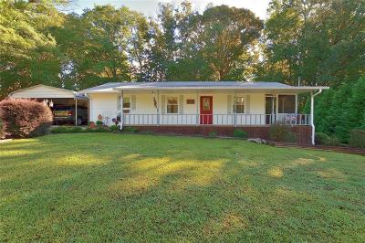 Oconee County Single Family Home For Sale: 106 Jason Drive