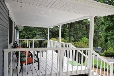 Single Family Home For Sale: 207 Hartview Circle