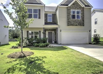 Anderson Single Family Home For Sale: 135 Shakleton Drive
