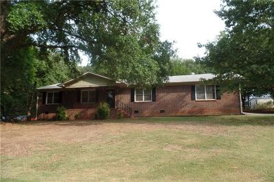 Piedmont Single Family Home For Sale: 118 Sherman Court