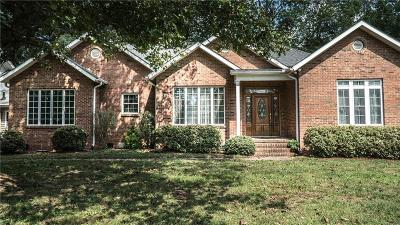 Easley Single Family Home For Sale: 1146 Thomas Mill Road