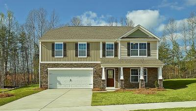 Greenville County Single Family Home For Sale: 210 Triple Creek Drive