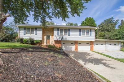 Piedmont Single Family Home For Sale: 109 Bentwood Drive