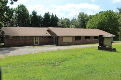 Mountain Rest Commercial For Sale: 255 Whetstone Road