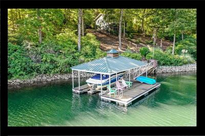 Keowee Key Single Family Home For Sale: 11 Ebb Tide Court