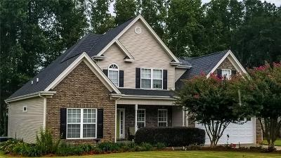Greenville County Single Family Home For Sale: 9 Shannon Creek Court