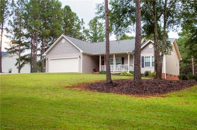 Easley Single Family Home For Sale: 5013 Sunset Drive