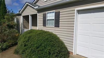 Easley Rental For Rent: 104 Habersham Court