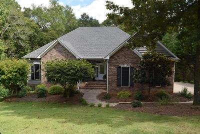 Single Family Home Sold: 454 Ashley Oaks Drive