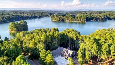 Oconee County, Pickens County Single Family Home For Sale: 302 Shorewinds Court