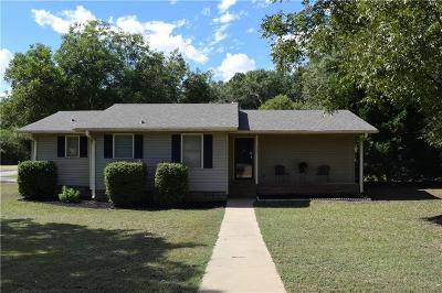 Anderson Single Family Home For Sale: 801 Clinkscales Road