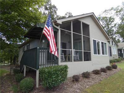 Oconee County Single Family Home For Sale: 1230 Melton Road