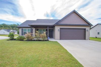 Anderson SC Single Family Home For Sale: $160,000