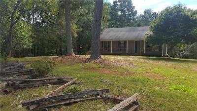 Oconee County Single Family Home For Sale: 108 Hunters Ridge Road