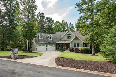 Anderson County Single Family Home For Sale: 1002 Waterside Drive