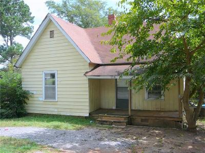 Single Family Home For Sale: 10 P Street