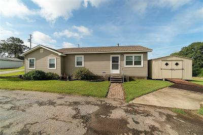 Central Multi Family Home For Sale: 807 Norris Highway