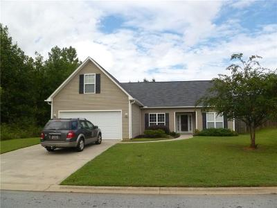 Easley Single Family Home For Sale: 108 Fledgling Way