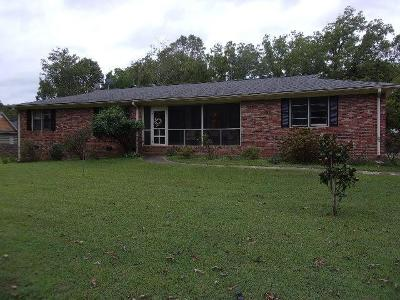 Easley SC Single Family Home Contract-Take Back-Ups: $189,900