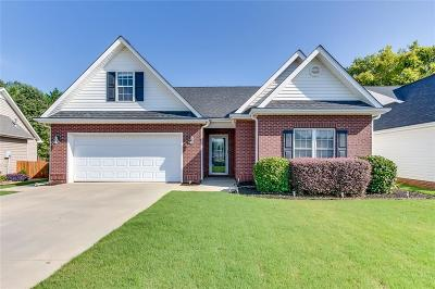 Anderson County Single Family Home For Sale: 174 Elliott Circle