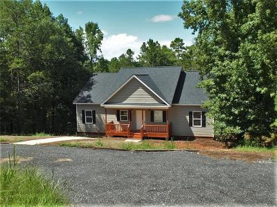 Oconee County Single Family Home For Sale: 121 Martins Pointe Drive
