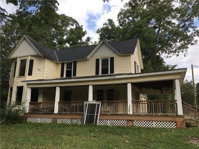 Anderson County Single Family Home For Sale: 124 W Greer Street
