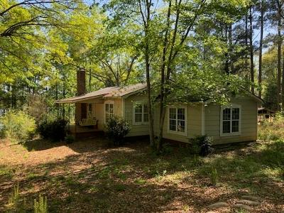 Hart County, Franklin County, Stephens County Single Family Home For Sale: 2021 Reed Creek Highway