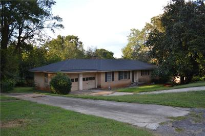 Anderson Single Family Home For Sale: 2811 Leconte Road
