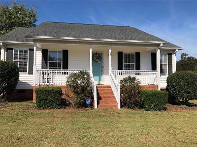 Anderson County Single Family Home For Sale: 1608 Babb Street
