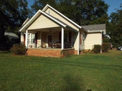 Oconee County Single Family Home For Sale: 515 S Fairplay Street