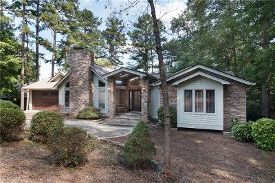 Keowee Key Single Family Home Contract-Take Back-Ups: 4 Lighthouse Court