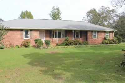 Pelzer Single Family Home For Sale: 100 Capell Drive