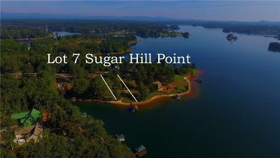 Residential Lots & Land For Sale: Lot 7 Sugar Hill Point