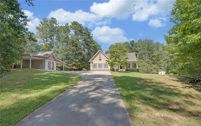 Hart County Single Family Home For Sale: 510 Center Of The World Road