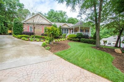 Seneca Single Family Home For Sale: 254 Stone Pond Way