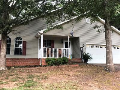 Anderson Single Family Home For Sale: 306 Mallard Lane