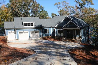 Seneca, Seneca/west Union Single Family Home For Sale: 1384 Harbor Ridge Road