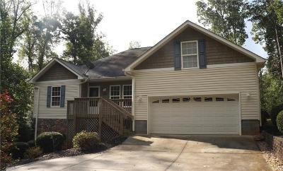 Anderson Single Family Home For Sale: 210 Brookgreen Drive