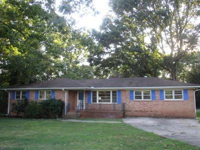 Central Single Family Home For Sale: 112 Brian Road