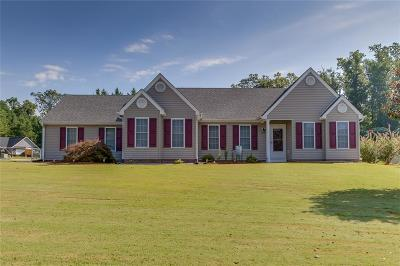 Anderson SC Single Family Home For Sale: $157,500