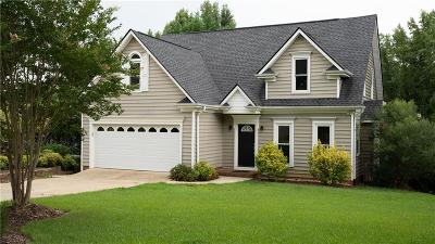 Greenville County Single Family Home For Sale: 315 Wild Rice Drive