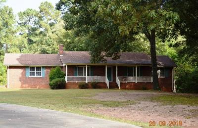 Hart County, Franklin County, Stephens County Single Family Home For Sale: 100 Cardinal Lane