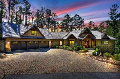 The Reserve At Lake Keowee Single Family Home For Sale: 122 Muirfield Court