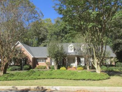 Anderson Single Family Home For Sale: 178 Graylyn Drive