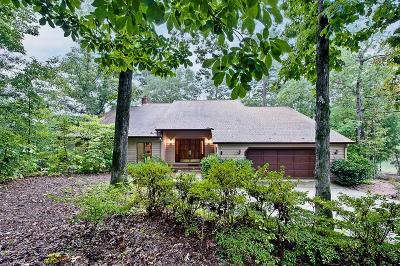 Oconee County, Pickens County Single Family Home For Sale: 9 Davys Locker Lane