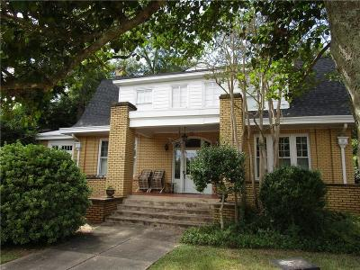 Abbeville County Single Family Home For Sale: 107 Greenville Street
