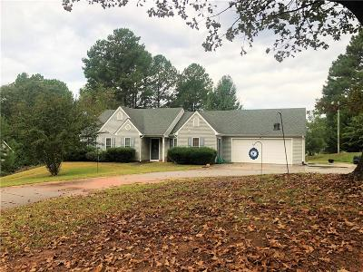 Single Family Home For Sale: 259 Madison Shores Drive
