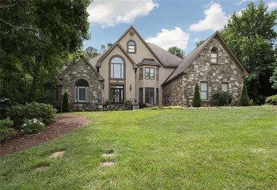 Simpsonville Single Family Home Contract-Take Back-Ups: 102 Turner Forest Lane