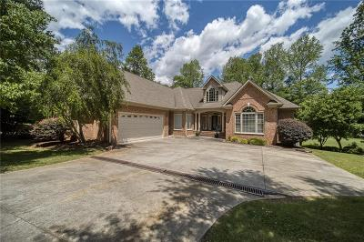 Cross Creek Plan Single Family Home For Sale: 4405 Smoak Pond Road